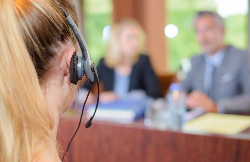 Interprètes de conférence – comment vous faire connaître des recruteurs ?